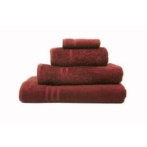 BC Comfy Hand Towel Burgandy