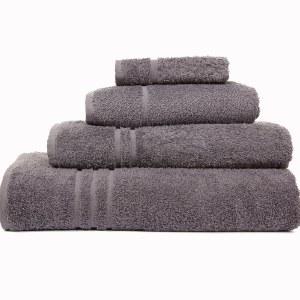 BC Comfy Bath Sheet XL Sl Grey