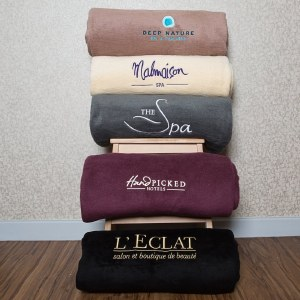 BC Comfy Fleece Blanket Auberg