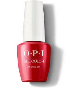 OPI Gel Colour Big Apple Red