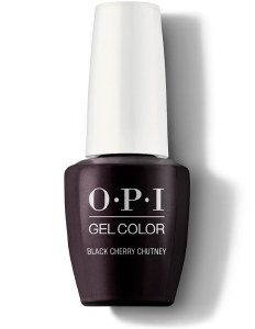 OPI Gel Colour Black Cherry Ch