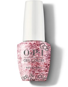 OPI Gel Colour Born To Sparkle