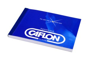 Caflon Ear Piercing Reg Book