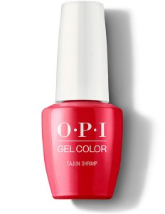 OPI Gel Colour Cajun Shrimp