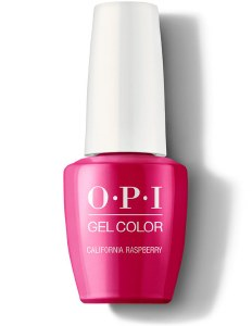 OPI Gel Colour California Rasp