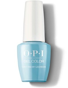 OPI Gel Colour Cant Find My Cz