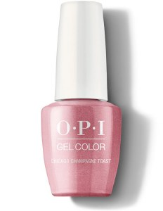 OPI Gel Colour Chicago Champag