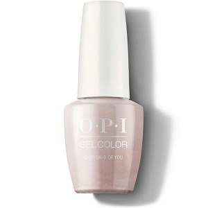 OPI Gel Colour Chiffon Of ULtd