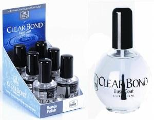 INM Clear Bond Base Coat 15ml