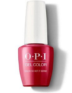 OPI Gel Colour Color So Hot