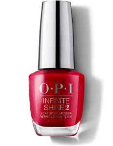 OPI IS Color So Hot It Berns