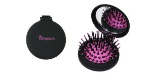 Denman D7 Popper Hairbrush B/P