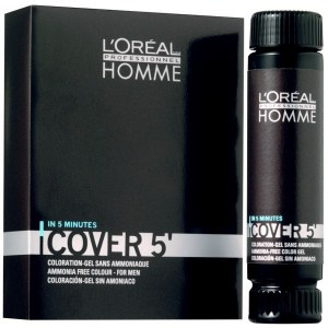 Loreal Homme Cover 5 3*50ml