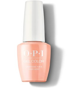 OPI Gel Colour Crawfishin for