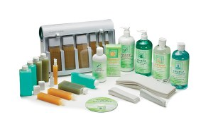 Hof C&E Waxing Spa Kit
