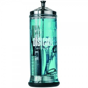 HT Disicide Glass Jar 1100ml