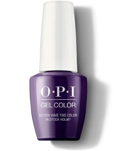 OPI Gel Colour Do You Have Thi