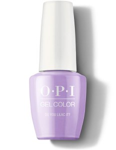 OPI Gel Colour Do You Lilac It