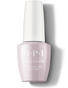 OPI Gel Colour Dont Bossa Nova