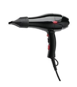Sinelco Org Hairdryer Black