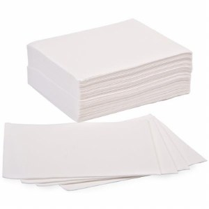 EG Desk Towel White 50pk