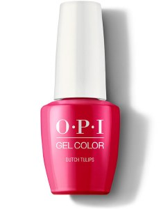 OPI Gel Colour Dutch Tulips