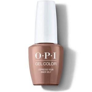 OPI Gel Colour Espresso Ltd