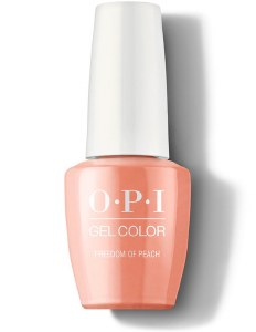 OPI Gel Colour Freedom ofPeach