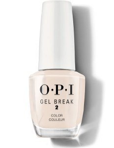OPI Gel Break Barely Beige