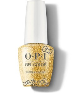 OPI Gel Colour Glitter All Way
