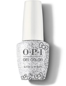 OPI Gel Colour GlitterTo Heart