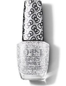 OPI IS Glitter To My Heart Ltd