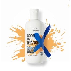 Sch Goodbye Orange Shampoo 300