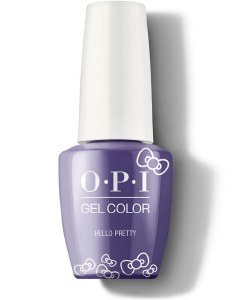 OPI Gel Colour Hello Pretty