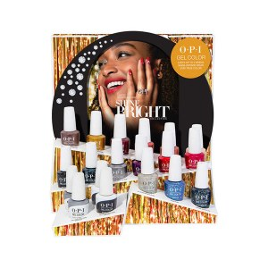 OPI ShineBright Gel Color 19pc