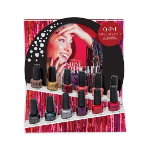 OPI ShineBright Lacquer 12pc