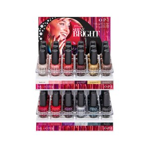 OPI ShineBright Lacquer 36pc