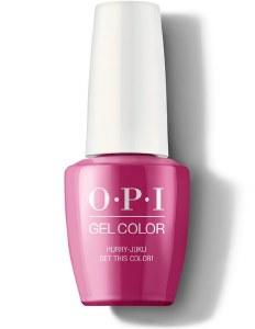 OPI Gel Colour Hurry Juku Ltd
