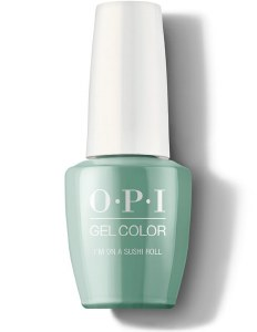 OPI Gel Colour I'm on a.. Ltd