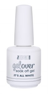 The Edge GelOver All White15ml