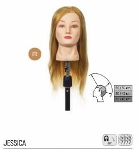 Sinelco Head Jessica L Blonde