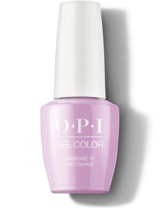 OPI Gel Colour Lavendare Ltd