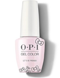 OPI Gel Colour Lets Be Friends