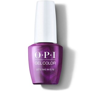 OPI Gel Colour Lets Take AnLtd