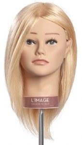 L'Image Mannequin Head Blond