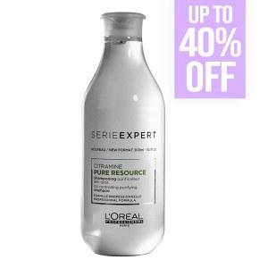 Loreal Resource Shampoo 300ml