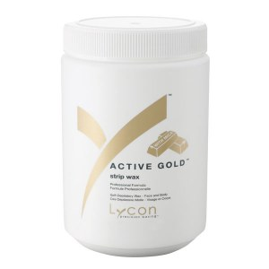 Lycon Act Gold Strip Wax 800ml