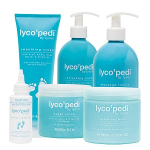 Lycon Lyco'Pedi Kit