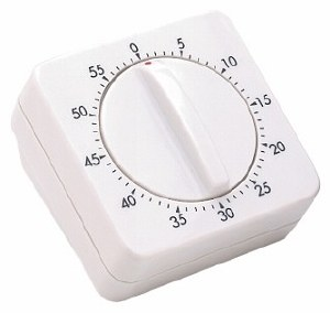 Sinelco Manual Timer White