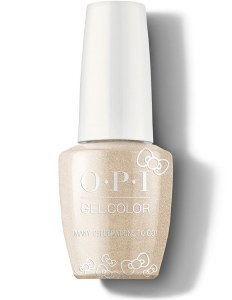 OPI Gel Colour ManyCelebration